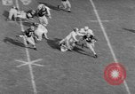 Image of football match Princeton New Jersey USA, 1951, second 15 stock footage video 65675041644