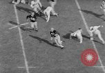 Image of football match Princeton New Jersey USA, 1951, second 16 stock footage video 65675041644