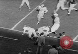 Image of football match Princeton New Jersey USA, 1951, second 23 stock footage video 65675041644
