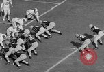 Image of football match Princeton New Jersey USA, 1951, second 24 stock footage video 65675041644