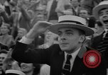 Image of football match Princeton New Jersey USA, 1951, second 30 stock footage video 65675041644