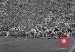 Image of football match Princeton New Jersey USA, 1951, second 32 stock footage video 65675041644