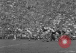 Image of football match Princeton New Jersey USA, 1951, second 33 stock footage video 65675041644