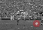 Image of football match Princeton New Jersey USA, 1951, second 36 stock footage video 65675041644