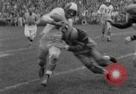 Image of football match Princeton New Jersey USA, 1951, second 37 stock footage video 65675041644