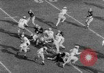 Image of football match Princeton New Jersey USA, 1951, second 42 stock footage video 65675041644