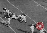 Image of football match Princeton New Jersey USA, 1951, second 43 stock footage video 65675041644