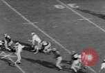 Image of football match Princeton New Jersey USA, 1951, second 44 stock footage video 65675041644