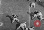 Image of football match Princeton New Jersey USA, 1951, second 54 stock footage video 65675041644