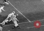 Image of football match Princeton New Jersey USA, 1951, second 60 stock footage video 65675041644