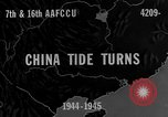 Image of Chinese Army China, 1945, second 2 stock footage video 65675041659