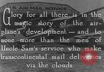 Image of early Air Mail service in 1920s United States USA, 1925, second 11 stock footage video 65675041662