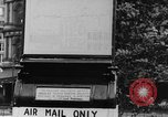 Image of early Air Mail service in 1920s United States USA, 1925, second 12 stock footage video 65675041662