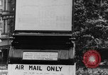 Image of early Air Mail service in 1920s United States USA, 1925, second 13 stock footage video 65675041662