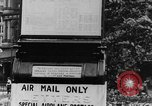 Image of early Air Mail service in 1920s United States USA, 1925, second 14 stock footage video 65675041662