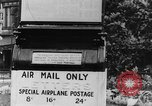 Image of early Air Mail service in 1920s United States USA, 1925, second 16 stock footage video 65675041662