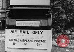 Image of early Air Mail service in 1920s United States USA, 1925, second 17 stock footage video 65675041662