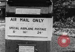 Image of early Air Mail service in 1920s United States USA, 1925, second 20 stock footage video 65675041662
