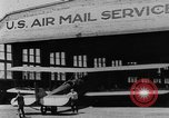 Image of early Air Mail service in 1920s United States USA, 1925, second 22 stock footage video 65675041662