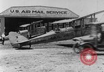 Image of early Air Mail service in 1920s United States USA, 1925, second 26 stock footage video 65675041662