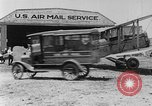 Image of early Air Mail service in 1920s United States USA, 1925, second 27 stock footage video 65675041662