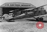 Image of early Air Mail service in 1920s United States USA, 1925, second 29 stock footage video 65675041662