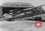 Image of early Air Mail service in 1920s United States USA, 1925, second 30 stock footage video 65675041662