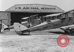 Image of early Air Mail service in 1920s United States USA, 1925, second 31 stock footage video 65675041662