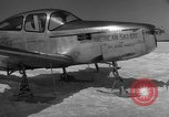 Image of Navion plane Canada, 1951, second 7 stock footage video 65675041666