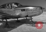 Image of Navion plane Canada, 1951, second 8 stock footage video 65675041666