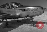 Image of Navion plane Canada, 1951, second 11 stock footage video 65675041666