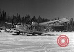 Image of Navion plane Canada, 1951, second 3 stock footage video 65675041668