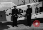 Image of Alaska survey expedition United States USA, 1932, second 43 stock footage video 65675041671