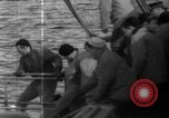 Image of Hydrographic officer Alaska USA, 1932, second 20 stock footage video 65675041674