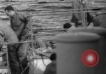 Image of Hydrographic officer Alaska USA, 1932, second 30 stock footage video 65675041674