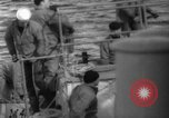Image of Hydrographic officer Alaska USA, 1932, second 34 stock footage video 65675041674