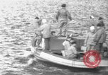 Image of Hydrographic officer Alaska USA, 1932, second 35 stock footage video 65675041674