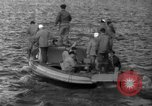 Image of Hydrographic officer Alaska USA, 1932, second 37 stock footage video 65675041674
