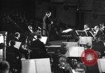 Image of Concert Orchestra Vienna Austria, 1930, second 48 stock footage video 65675041684