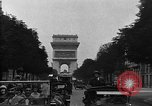 Image of Americans in Paris Paris France, 1920, second 18 stock footage video 65675041687
