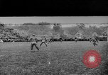 Image of University of Michigan football at Ferry Field Ann Arbor Michigan USA, 1917, second 1 stock footage video 65675041694