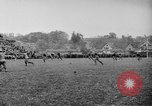 Image of University of Michigan football at Ferry Field Ann Arbor Michigan USA, 1917, second 2 stock footage video 65675041694