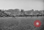 Image of University of Michigan football at Ferry Field Ann Arbor Michigan USA, 1917, second 3 stock footage video 65675041694