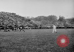Image of University of Michigan football at Ferry Field Ann Arbor Michigan USA, 1917, second 7 stock footage video 65675041694