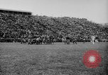 Image of University of Michigan football at Ferry Field Ann Arbor Michigan USA, 1917, second 11 stock footage video 65675041694