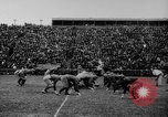 Image of University of Michigan football at Ferry Field Ann Arbor Michigan USA, 1917, second 15 stock footage video 65675041694