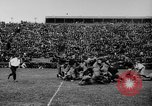 Image of University of Michigan football at Ferry Field Ann Arbor Michigan USA, 1917, second 17 stock footage video 65675041694