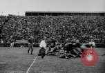Image of University of Michigan football at Ferry Field Ann Arbor Michigan USA, 1917, second 18 stock footage video 65675041694