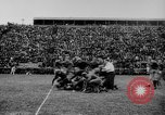 Image of University of Michigan football at Ferry Field Ann Arbor Michigan USA, 1917, second 20 stock footage video 65675041694