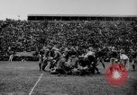 Image of University of Michigan football at Ferry Field Ann Arbor Michigan USA, 1917, second 21 stock footage video 65675041694